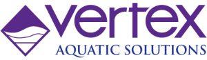 Vertex-Aquatic-Solutions-Logo-No-Rentokil fountains and aeration vendor logo